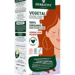 Herbatint vegetal color Henna