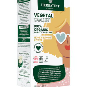 Herbatint vegetal color Honey blond