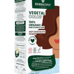 Herbatint Vegetal color Hot Chocolate