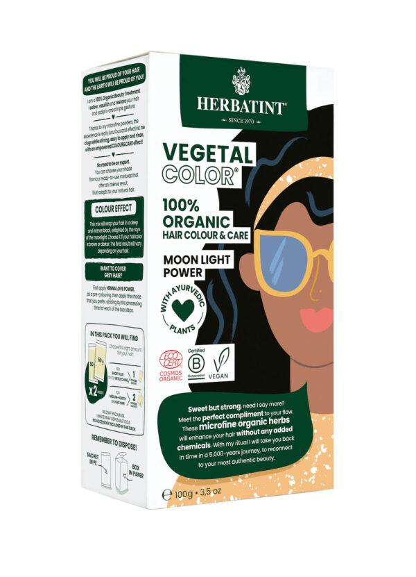 Herbatint Vegetal color Moon light